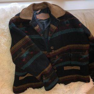 Woolrich 84% Wool Coat
